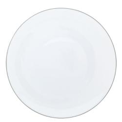 Monceau Couleurs Dessert plate, 22cm, Pearl Grey