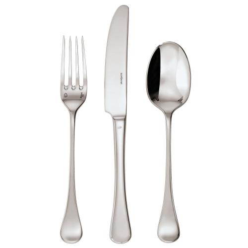 Queen Ann Table fork, silver plate