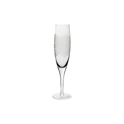 Monsoon - Filigree Pair of champagne flutes, 22.5cl, Clear