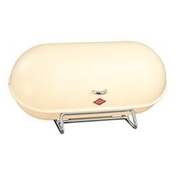 Breadboy Bread bin, H21 x W44 x D23cm, almond