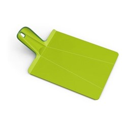 Chop2Pot Plus Large folding chopping board, 27 x 36cm, green