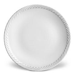 Corde Bread & butter plate, 17cm, white
