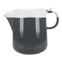 Barcelona Teapot, 1.2 litre, cool grey