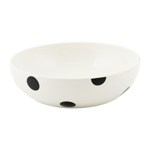 Deco Dot Salad bowl, 25 x 11.5cm