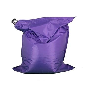 Junior Beanbag, 140 x 110cm, ultra violet