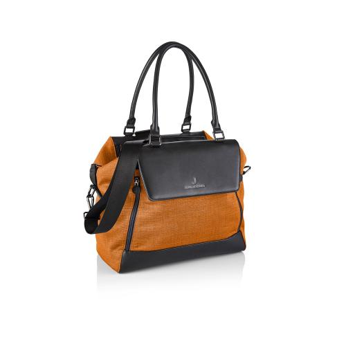 Jessie Changing bag, Bombay rust, H27 x W34 x L17cm, Orange