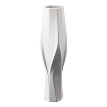 Weave by Zaha Hadid Vase, H45cm, white