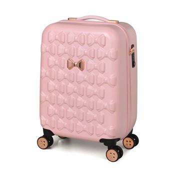 Beau Cabin suitcase, L54 x W36.5 x D24cm, pink