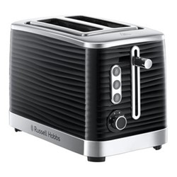 Inspire - 24370 Toaster, 2 slice, black
