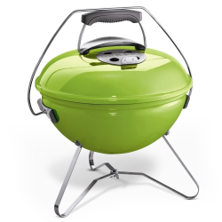 Smokey Joe Premium Charcoal Barbecue, Spring Green