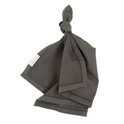 Napkins, 55 x 55cm, olive grey