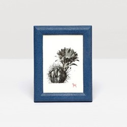 "Oxford Photograph frame, 5 x 7"", navy"