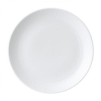 Gio Coupe plate, 17cm, white