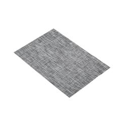 Black & Greys Woven placemat, 45 x 30cm, grey mix