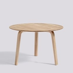 Bella Coffee table, H39 x W60 x D60cm, oak