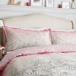 Espinillo King size duvet cover, L220 x W230cm, pink