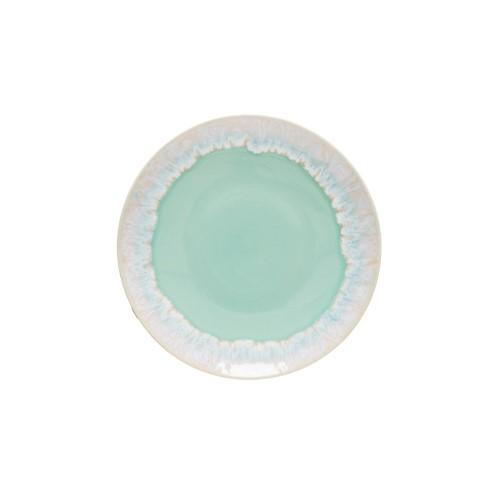 Taormina Set of 6 bread plates, 17cm, Aqua