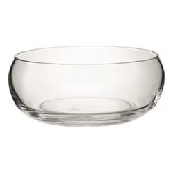 Serve Low bowl, 27.5cm, clear