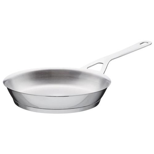 Pots & Pans by Jasper Morrison Frying pan, 20cm, Stainless Steel