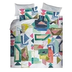 St Ives King size duvet cover set, 230 x 220cm