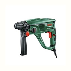 PBH 2100 RE Electric rotary hammer drill, 550W, green