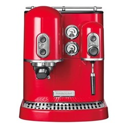 Artisan Espresso maker, Empire red