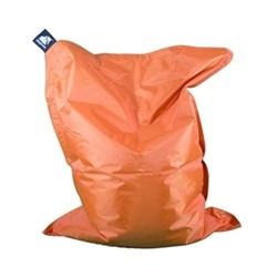 Junior Beanbag, 140 x 110cm, zesty orange