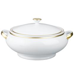 Fontainebleau Soup tureen, 1.75 litre, gold