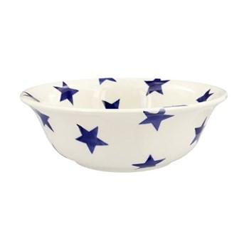 Blue Star Bowl, 5.7 x 16.9cm