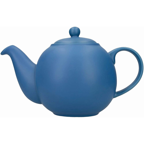 Globe Teapot, 1.2L, Nordic Blue