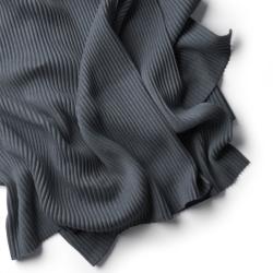 Pleece Throw, 140 x 170cm, Dark Grey