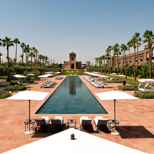 Gift Voucher towards one night at The Selman for two, Marrakech
