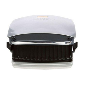 14181 Family grill and melt health grill, stainless steel