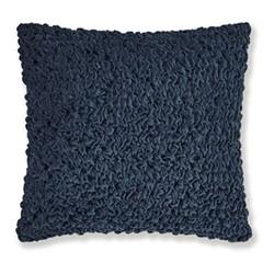 Festival Cushion, 45 x 45cm, blue