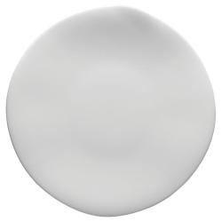 A la Carte - Nimbus Plate, 22cm, White