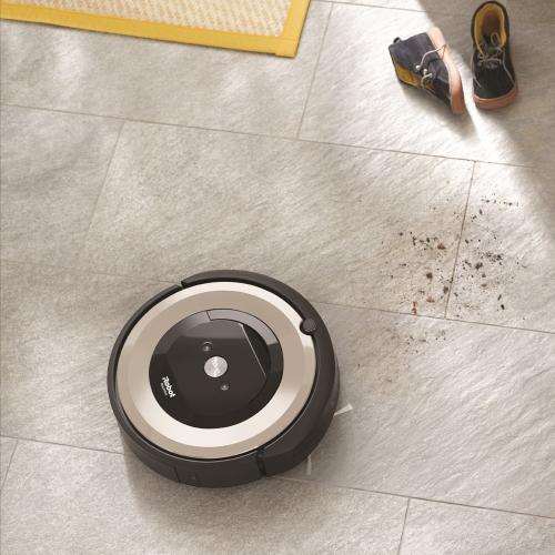 Roomba Robotic vacuum cleaner - Voucher, black/grey