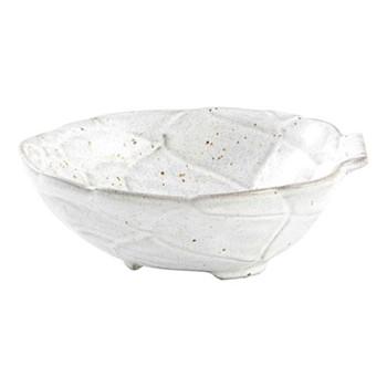 Artichoke Set of 4 bowls, 18 x 15 x 6cm, white
