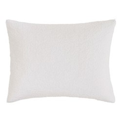 Ebba Cushion, 40 x 30cm, white