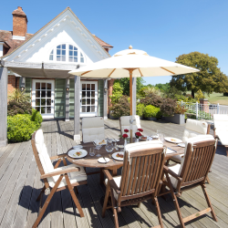 Gift Voucher towards one night at The Chewton Glen for two, Hampshire