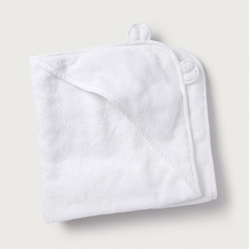 Hydrocotton hooded baby towel small