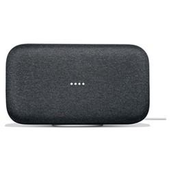 Google Home Max smart speaker, charcoal