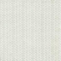 Herringbone Woven cotton rug, W76 x L244cm, Ocean