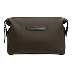 K?enji Wash bag, W23 x H17 x D8cm, dark olive