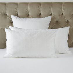 Soft and Light Breathable - Medium Firm Pillow, 50 x 75cm, White