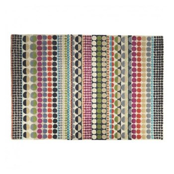Bloomsbury Rug, W140 x L200cm, multi-coloured