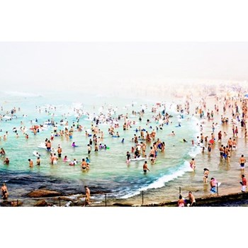 Bondi Beach by Louisa Seton Photographic print, 59.4 x 42cm