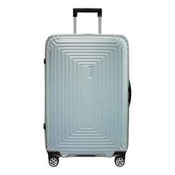 Neopulse Spinner suitcase, 69 x 46 x 27cm, metallic mint