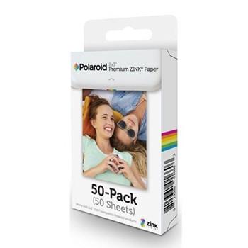 """Pack of 50 2""""x 3"""" premium ZINK zero Ink paper"""