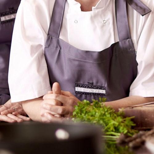 Cookery course at Belmond Le Manoir aux Quat'Saisons
