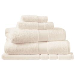 Egyptian Cotton Luxury Hand towel, 50 x 100cm, Parchment